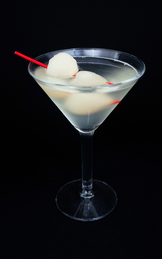 Lychee-cocktail
