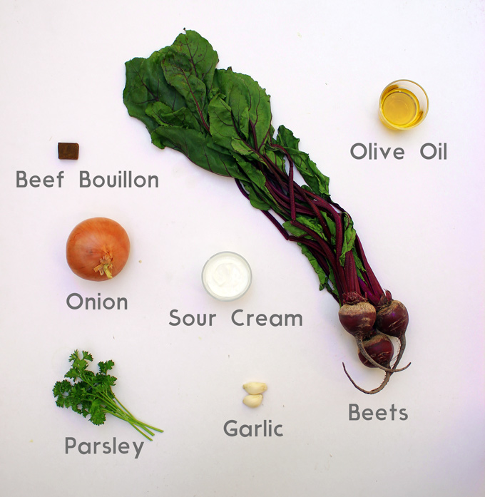 beet ingredients