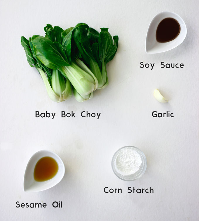 Ingredients_babybokchoy